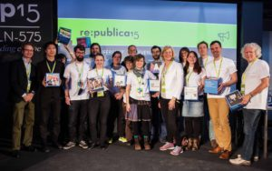 Republica Code Week Award 2015-21