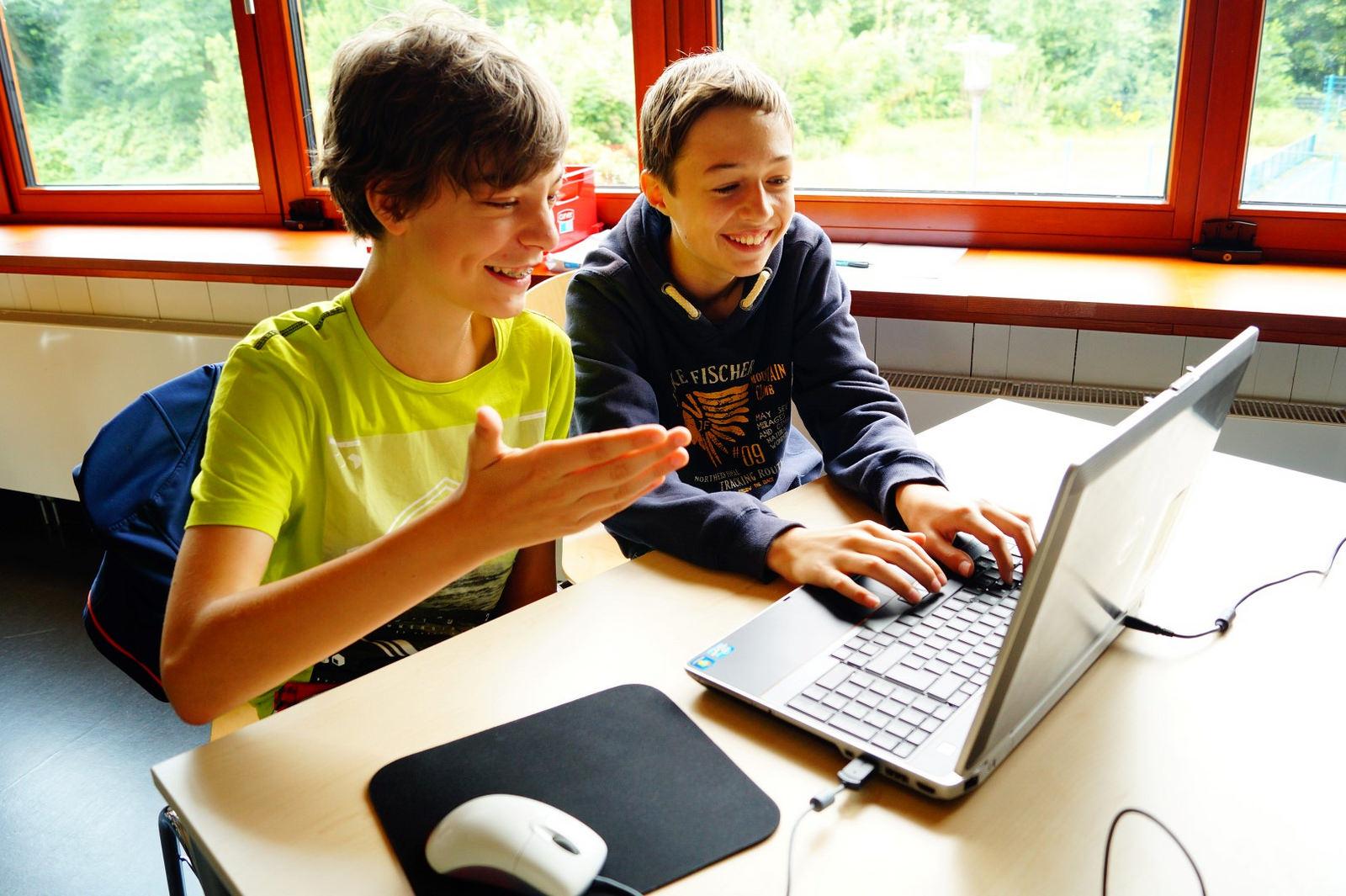 Gamedesign Jugendliche